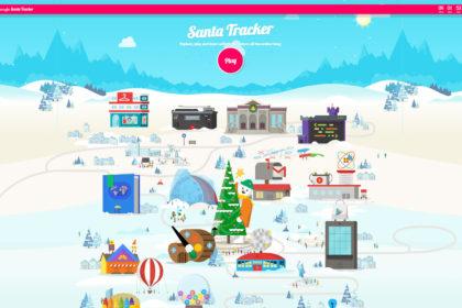 «Santa Tracker»: Το παιχνίδι της Google που έχει ξετρελάνει μικρούς και μεγάλους!
